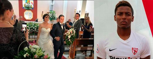 Futbolista chocó a recién casados en Guadalajara[VIDEO]