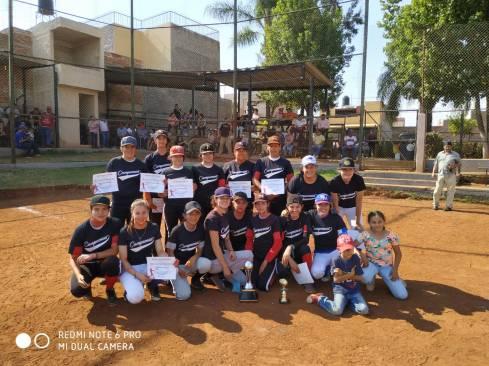 San Ignacio, las nuevas campeonas