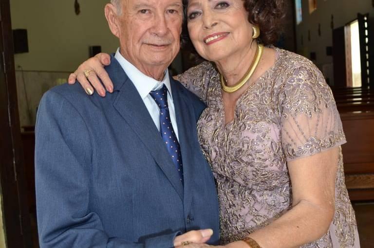 Ya cumplió 60 años el feliz matrimonio SánchezBecerra