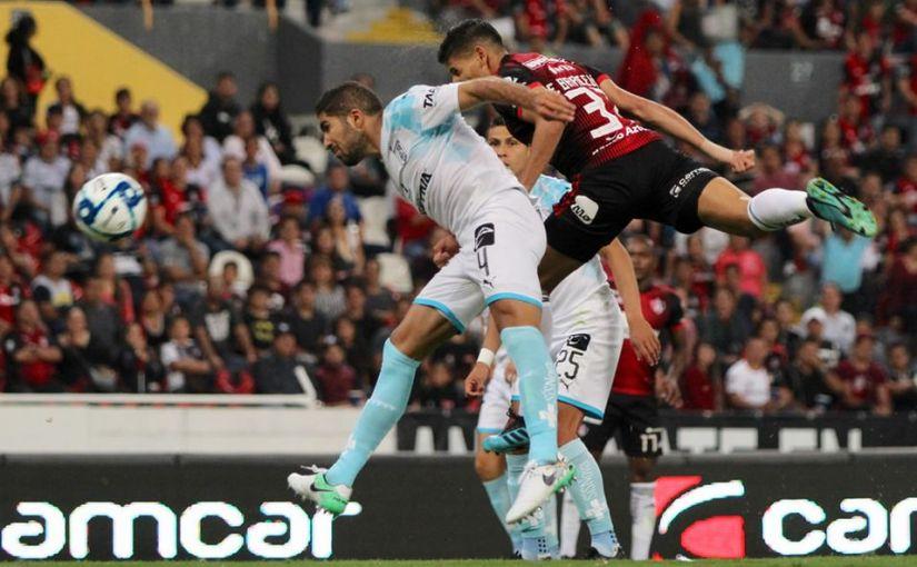 Atlas ganó a Querétaro2-0