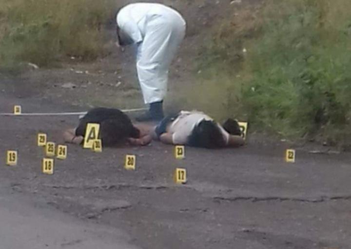 Asesinaron a 4 en LaChona