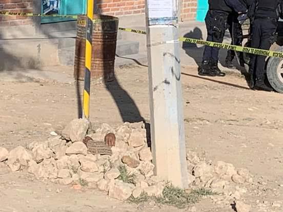 """""""Justicia"""" árabe en Lagos de Moreno, les cortan lasmanos"""