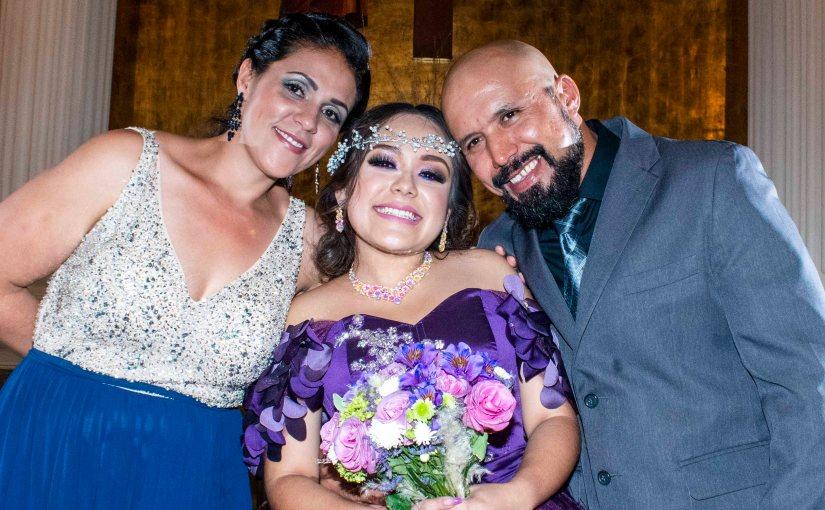 XV años de Laisa Enid NavarroGutiérrez