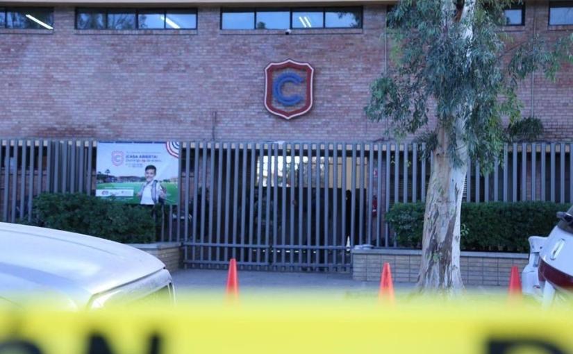 Dos muertos y seis heridos en tiroteo en colegio deTorreón